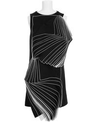 Christopher Kane Black Dress - Lyst