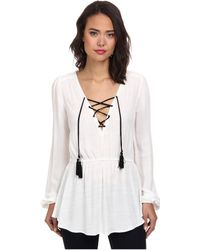 Free People Wild Moments Tunic - Lyst