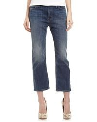 Current/Elliott The Weekender Yesterday Jeans - Lyst