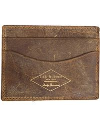 Rag & Bone Hampshire Card Case - Lyst
