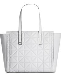 Ivanka Trump - Tech Charger Soho Tote - Lyst