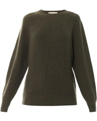 Jason Wu Chunky-knit Cashmere Sweater - Lyst