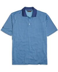 Brooks Brothers St Andrews Links Gingham Polo Shirt - Lyst