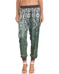 Gypsy 05 Monreale Printed Pants - Lyst