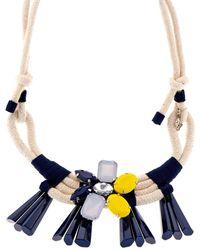 Weekend By Maxmara Uniparo Necklace - Lyst