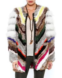 Elizabeth And James Tarra Jacket - Lyst