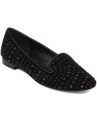 BCBGeneration Fella Studded Flats - Lyst