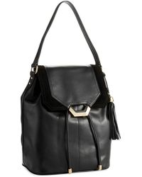 Dolce Vita Lucy Drawstring Backpack - Lyst