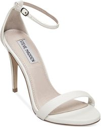 Steve Madden Women'S Stecy Two-Piece Sandals - Lyst