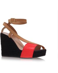See By Chloé High Heeled Wedges - Lyst
