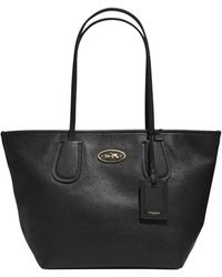 Coach Taxi Zip Tote - Lyst