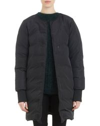 Acne New Powder Hooded Anorak - Lyst
