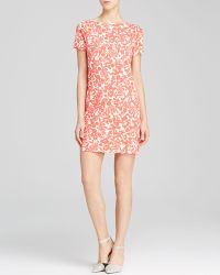 Tory Burch Elisabeth Pattern Block Shift - Lyst