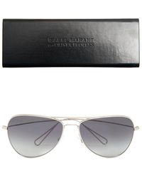 Isabel Marant - X Oliver Peoples Aviator-Style Sunglasses - Lyst