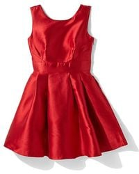 Kate Spade Bow Back Fit  Flare Dress - Lyst