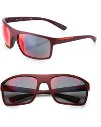 prada multicolor glasses