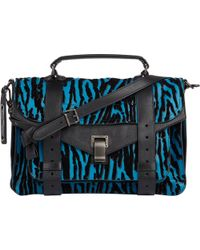 Proenza Schouler - Wood-grain Ps1 Medium - Lyst