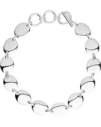 Links of London - Grace Sterling Silver Bracelet - Lyst