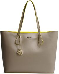 DKNY Medium Leather Bag - Lyst