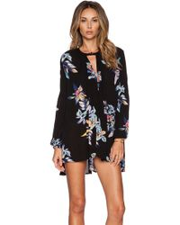 Free People Tree Swing Tunic multicolor - Lyst