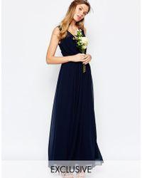 maxi dress knot front 04