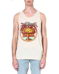 Obey Nuclear Summer Vest - For Men - Lyst