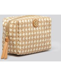 Tory Burch Cosmetic Case Brigitte - Lyst