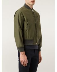 Engineered Garments Bomber Jacket - Lyst