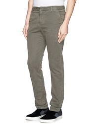 1.61 - 'jam' Well-washed Trousers - Lyst