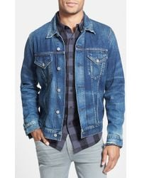 Citizens of Humanity Classic Selvedge Denim Jacket - Lyst