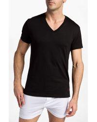 Polo Ralph Lauren V-Neck T-Shirt - Lyst
