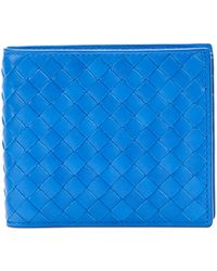Bottega Veneta Basic Woven Wallet - Lyst