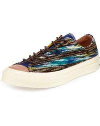Converse Chuck Taylor Multi-Print Low-Top Sneaker - Lyst