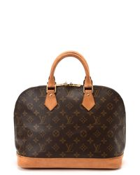 Louis Vuitton Alma Handbag - Lyst