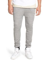 I Love Ugly - 'zespy' Knit Jogger Pants - Lyst