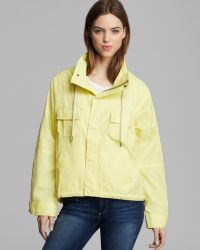 Alternative Apparel - Jacket Topanga Hooded - Lyst