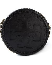 Tory Burch Jessica Rounded Shoulder Bag - Lyst
