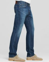 Ag Adriano Goldshmied Ag Adriano Goldschmied Jeans Graduate Straight Fit in Aero - Lyst