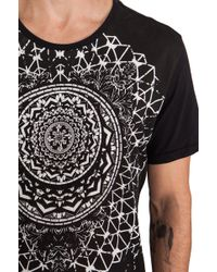 Ksubi Zen Men Tee in Black - Lyst