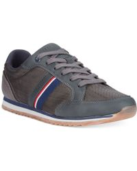 Tommy Hilfiger Fleet Sneakers - Lyst