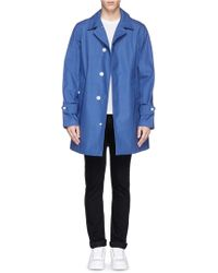 Nanamica Gore-Tex® Soutien Collar Coat - Lyst