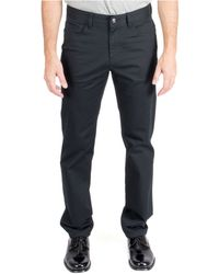 English Laundry - Greenwich Stretch-cotton Trousers - Lyst