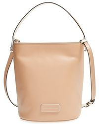 Marc By Marc Jacobs Ligero Italian-Leather Bucket Bag - Lyst