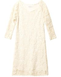 Velvet By Graham & Spencer Leslea Crochet Dress - Lyst