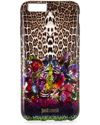 Just Cavalli - Leo Tiger Garden Anti-Shock Iphone 6 Cover - Lyst