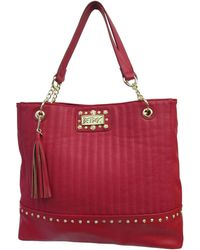 Betsey Johnson Pretty in Punk Tote Bag - Lyst
