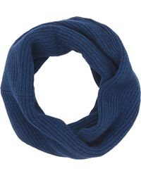 Barneys New York Twisted Eternity Scarf - Lyst