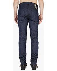 Raf Simons | Slim-fit Jeans | Lyst