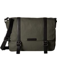 Marc By Marc Jacobs - Classic Canvas Messenger - Lyst