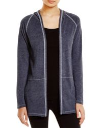 Lilla P - Hooded Cardigan - Lyst